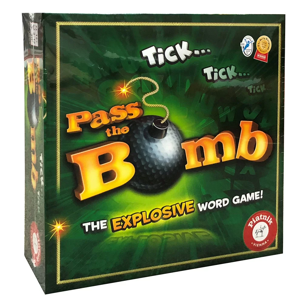 Pass the Bomb Board Game