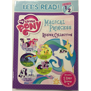 My Little Pony Let's Read Levels 1 and 2 - Magical Princess Reader Collection