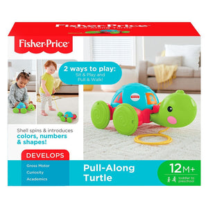 Fisher-Price Pull Along Turtle