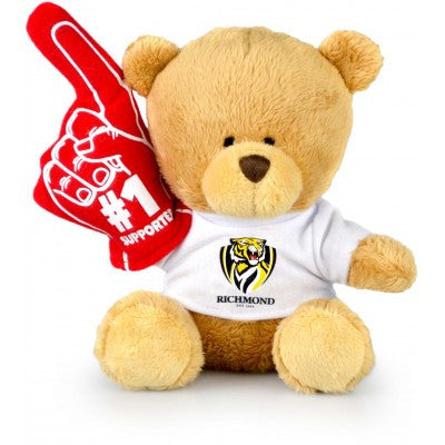 Teddy Bear #1 AFL Supporter Smooth Sales