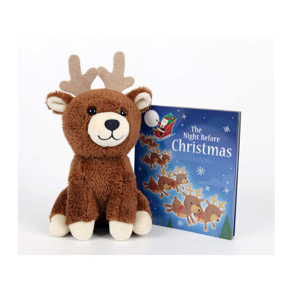 Night Before Christmas - Book And Plush