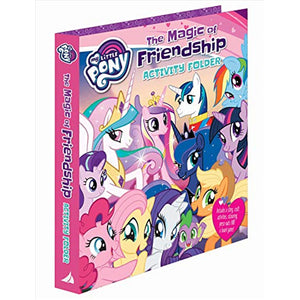 My Little Pony! The Magic Of Friendship Activity Folder