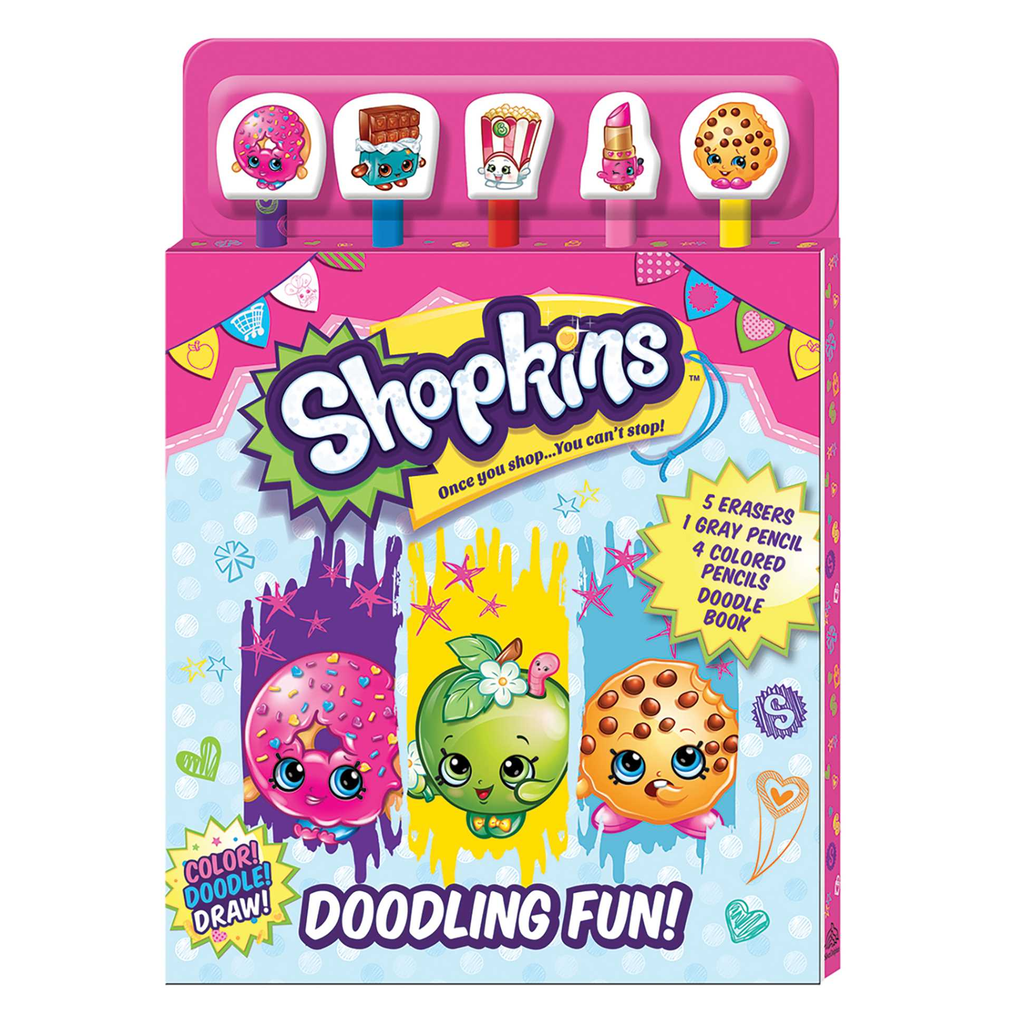 Shopkins: Doodling Fun!