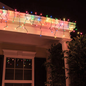 Solar Colour Curtain Lights