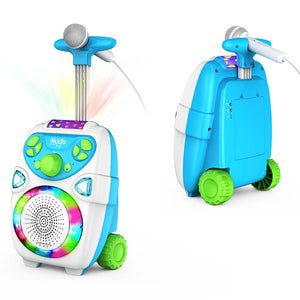 Singing Machine Bluetooth Kids Walk & Sing Station