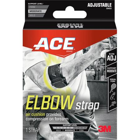 ACE™: Elbow Strap (Adjust to Fit)