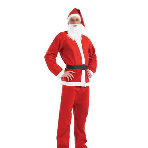 Adult Santa Suit Smooth Sales