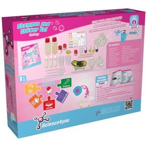 Science4You - Shampoo and Shower Gel Factory Kit