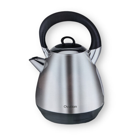 Ovation 1.7L Cone Stainless Steel Kettle