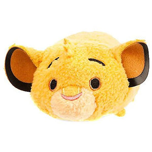 Disney - Simba ''Tsum Tsum'' Plush - The Lion King - 3 1/2''