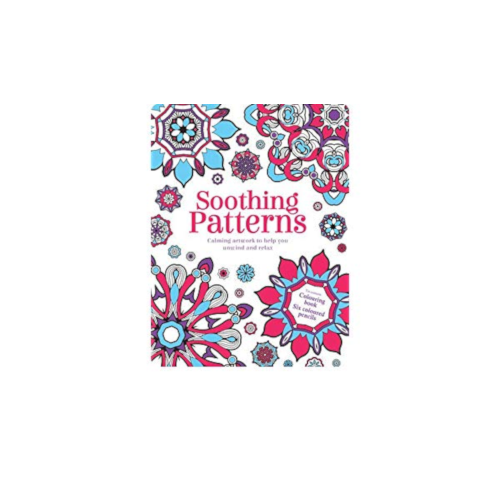 Soothing Patterns - calming artwork to help you unwind and relax