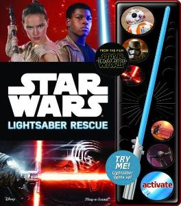 Star Wars - Lightsaber Rescue