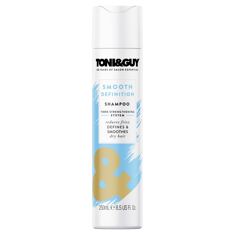 Toni & Guy Smooth Definition Shampoo 250mL