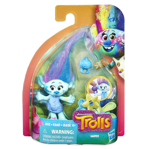 Trolls Assorted Collectable Figures