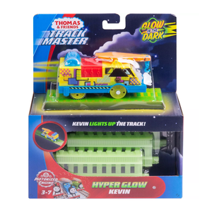 Thomas And Friends TrackMaster Hyper Glow Motorised Train & Tracks by Fisher Price