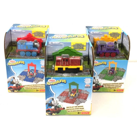 Thomas & Friends Adventures Cubes by Fisher Price