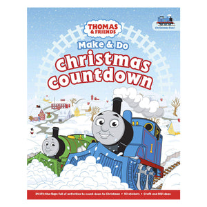 Thomas and Friends: Make and Do Christmas Countdown