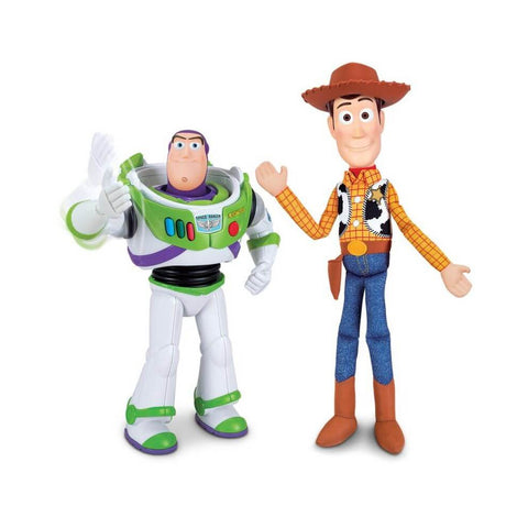Toy Story 4 Karate Buzz And Woody Twin Pack