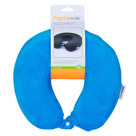 Flightmode Microbead Travel Pillow