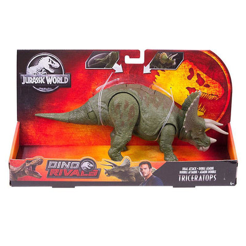Jurassic World Dual Attack