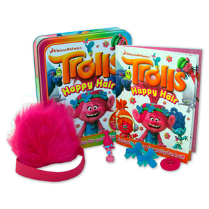 Trolls: Happy Hair Tin