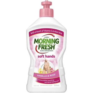 Morning Fresh Ultra Concentrate Soft Hands (Vanilla & Rose)