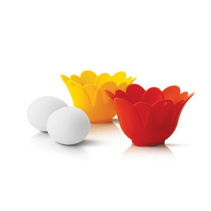 Siliconezone Egg Poacher Set