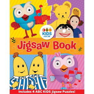 ABC Kids Jigsaw Book
