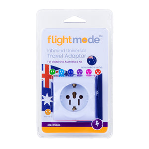 Flightmode Inbound Universal Travel Adaptor