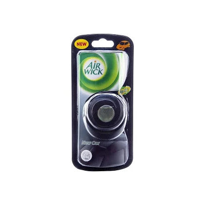 Airwick New Car Liquid Car Air Freshener 73g