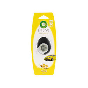 Air Wick Pure Vanilla Car Air Freshener 2.5ml
