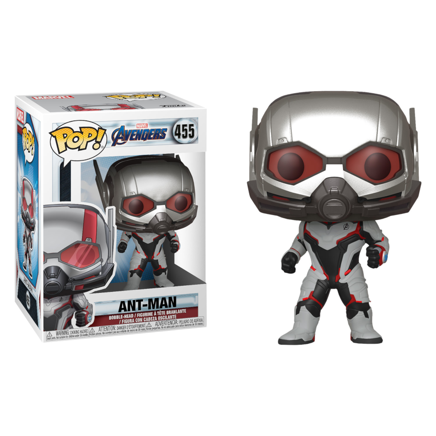 Funko Avengers 4: Endgame - Ant-Man (Team Suit) Pop! Vinyl Figure