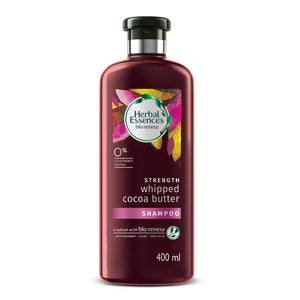 Herbal Essences Bio Renew Strength Whipped Cocoa Butter Shampoo - 400ml