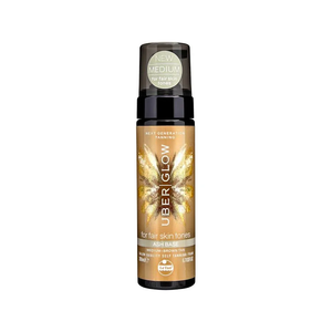 Le Tan Uber Glow Self Tanning Foam 200ml - Ash Base