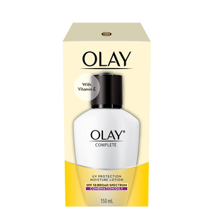 Olay Complete UV Protection Cream SPF 15 Combination/Oily