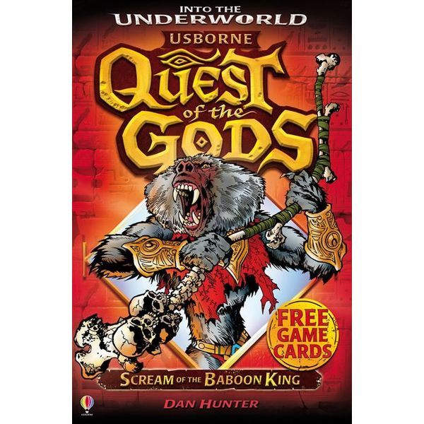 Quest of the Gods: Scream of the Baboon King