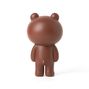 Line Friends Brown Figure