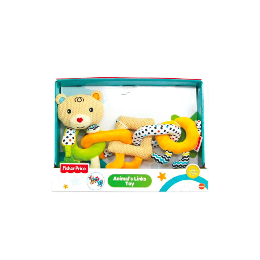 Fisher-Price Animal's Link Toy
