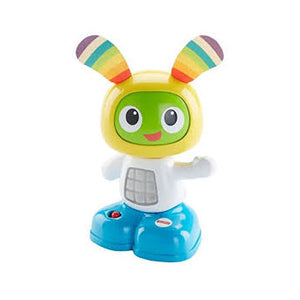 Bright Beats Juniors Beatbo Interactive Bobble Head by Fisher-Price