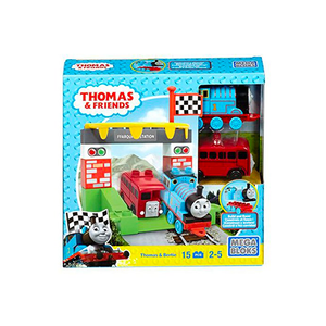 Mega Bloks Thomas & Friends Build and Race Set