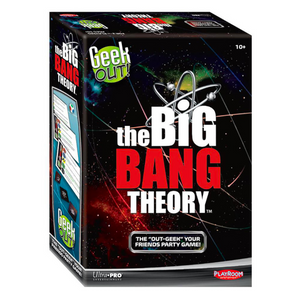 Geek Out! The Big Bang Theory Party Game