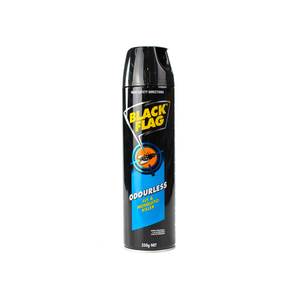 Black Flag Odourless Fly & Mosquito Killer 350g