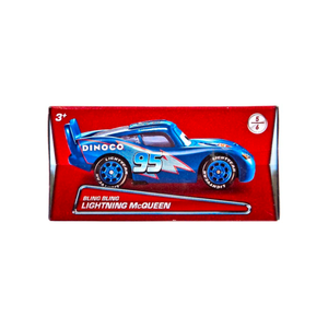 Disney Pixar Cars Lightning McQueen 1:55 Scale Die-Cast Vehicle