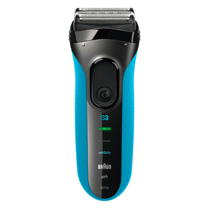 Braun Series 3 Rechargeable Wet & Dry Electric Shaver (3010s)