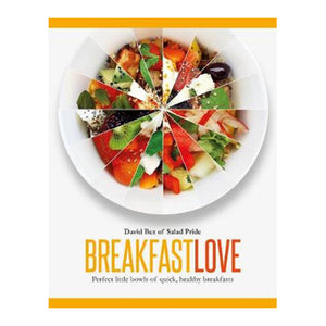 Breakfast Love Hardcover Cookbook