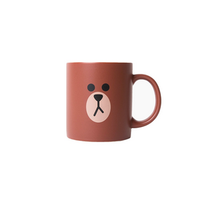 Line Friends Brown Bear Mug
