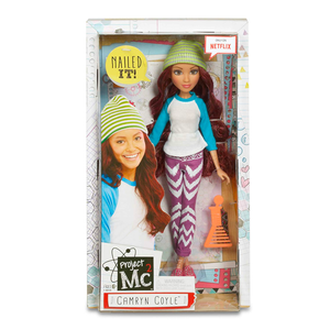 Project Mc2 Core Doll - Camryn Coyle