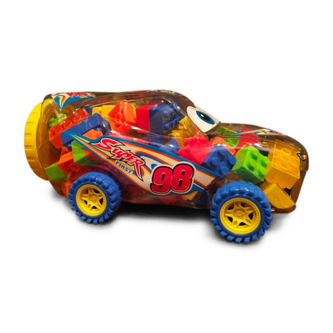 Building Blocks 2-in-1 Fun Car