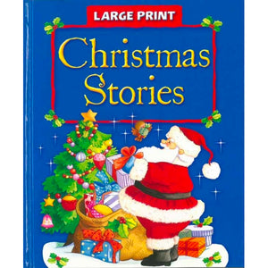 Christmas Stories (Large Print Book)