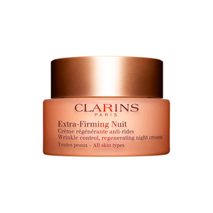 Clarins Extra-Firming Night Cream - Wrinkle Control (All Skin Types) 50ml